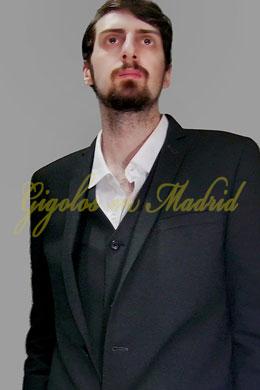 Gigoló romántico y seductor | Daniels Rico