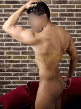 Gigoló modelo | Ángelo