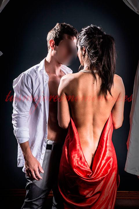 Pareja sensual  | Leonor y Alex