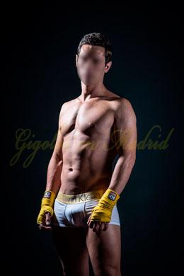 Gigoló joven cuerpo fitness | Alex