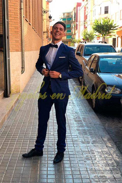 Gigoló de lujo Madrid. Jose