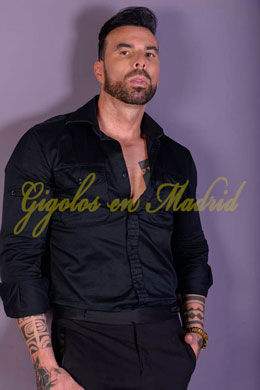 Gigoló para mujeres en Madrid | Piero
