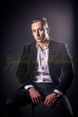 Gigoló y modelo en Madrid | Raúl