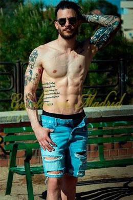 Gigoló joven y guapo | Marcos